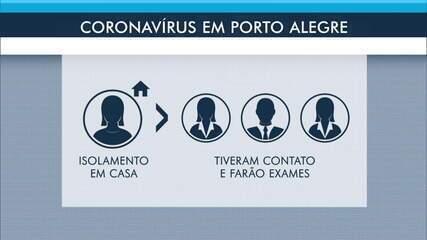 RS tem segundo caso confirmado de coronavírus, diz Secretaria de Saúde