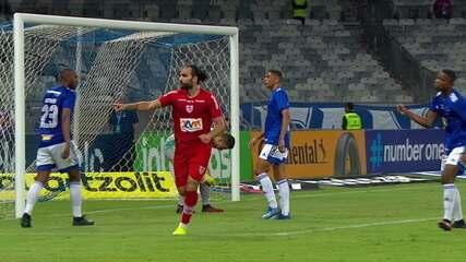 Os gols de Cruzeiro 0 x 2 CRB, pela 3ª fase da Copa do Brasil 2020