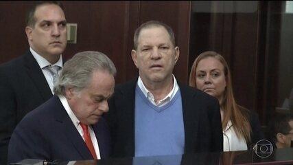 Ex-produtor de Hollywood, Harvey Weinstein é condenado a 23 anos de prisão