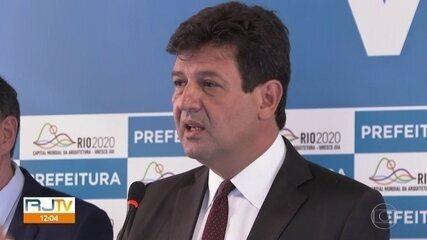 Rio confirma primeiro caso de transmissão local do novo coronavírus