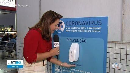Governo anuncia medidas para conter o coronavírus em Goiás