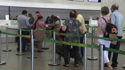Governo estuda pacote de medidas para socorrer empresas aéreas