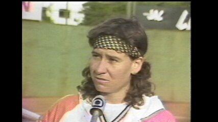 Patrícia Medrado faz críticas à premiação do tênis no Brasil