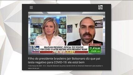 Bolsonaro e o coronavírus, ministros discutem crise no Congresso e muito mais