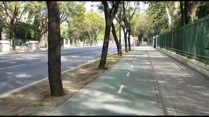 Espanha tem ruas vazias após decretação de estado de emergência