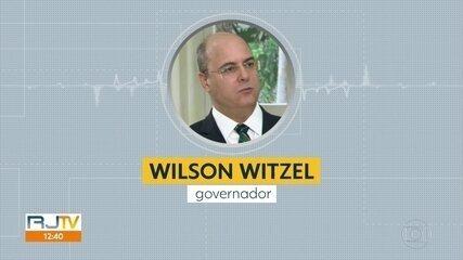 Novo coronavírus: governador faz apelo para reduzir aglomerações