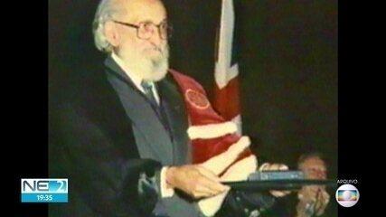 Paulo Freire se torna patrono da educação em Pernambuco