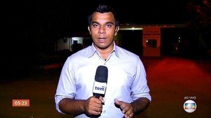 Rebelião em penitenciária de Mirandópolis (SP) é controlada