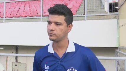 Josy Braz reconhece dispersão do Atlético-AC em derrota na decisão do 1º turno do Acreano