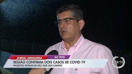 São José confirma dois casos de coronavírus