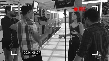 Rafael Ristow confere os bastidores da campanha da EPTV contra o Coronavírus