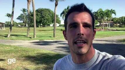 Bruno Fratus comenta manutenção da data da Olimpíada de Tóquio
