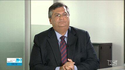 Governador do Maranhão, Flávio Dino, irá decretar situação de calamidade pública