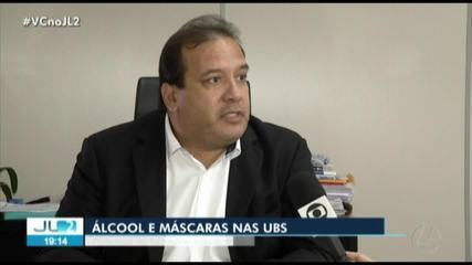Denúncias apontam falta de máscaras e álcool em gel em unidades de saúde de Belém