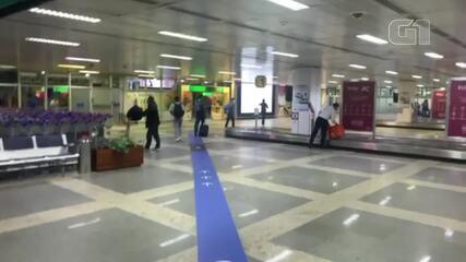 Arquiteto relata falta de orientação sobre coronavírus no Aeroporto Internacional de Belém
