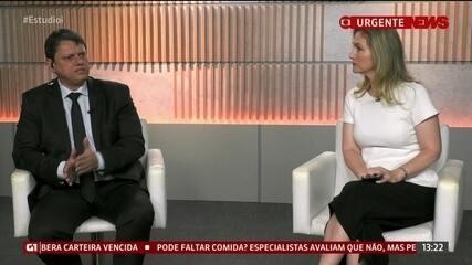 Ministro da Infraestrutura diz que decreto de Witzel, no Rio de Janeiro, não tem validade