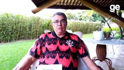 Presidente do Vitória fala sobre rumos do clube com relação à epidemia de coronavírus