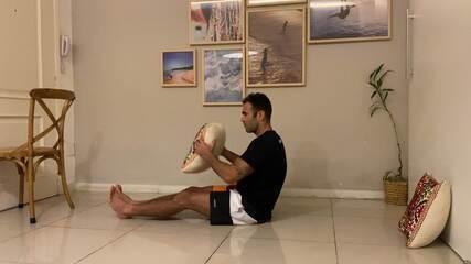 Exercícios para fazer em casa 4