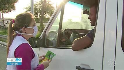 Caruaru divulga mudanças nas barreiras sanitárias e novas medidas para conter coronavírus