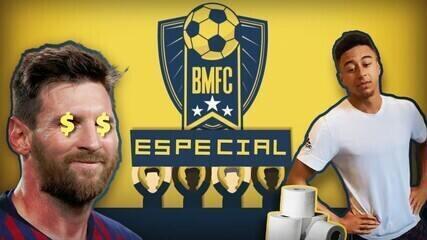 BMFC Especial: saiba quem é o jogador mais bem pago do mundo