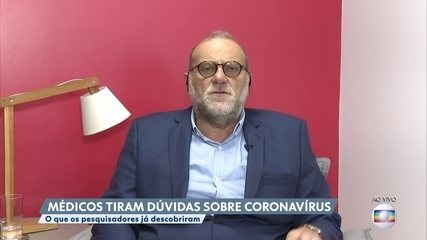 Virologista fala sobre as diferenças entre o coronavírus e o ebola
