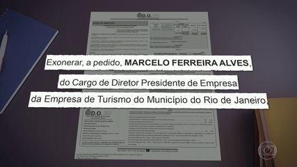 Marcelo Alves é exonerado do cargo de diretor presidente da Riotur