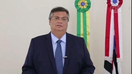 Governador do Maranhão reage ao pronunciamento do presidente Jair Bolsonaro