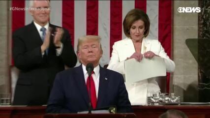 A política americana e o final feliz de Trump no impeachment