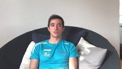 Hugo Calderano, do tênis de mesa, comenta adiamento das Olimpíadas e como afeta os treinos