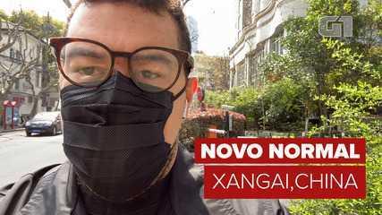 Brasileiro descreve o 'novo normal' da vida na China com coronavírus