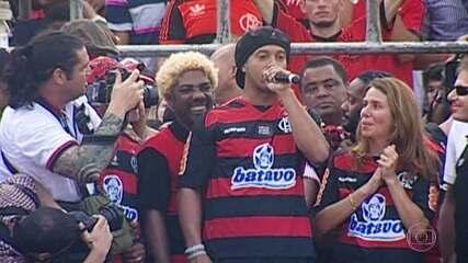 R40, Ronaldinho Gaúcho do Brasil: da volta polêmica da Europa aos escândalos fora de campo