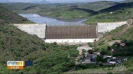 Chuvas ajudam barragens do Agreste