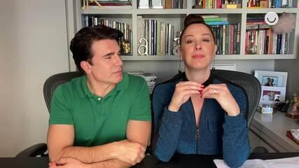 Casal de Quarentena - Claudia Raia e Jarbas Homem falam sobre tempo livre em família