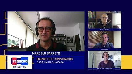 Redação SporTV debate efetivação de Ramon como técnico do Vasco