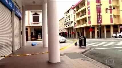 Sistema funerário de Guayaquil, Equador, entra em colapso; corpos são abandonados nas ruas