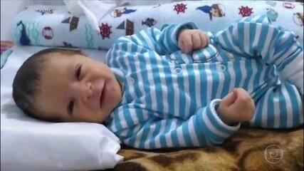 Mães de recém-nascidos têm que aumentar cuidados e se adaptar por causa do coronavírus