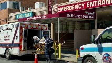 Nova York se mantém em alerta para evitar aumento do novo coronavírus