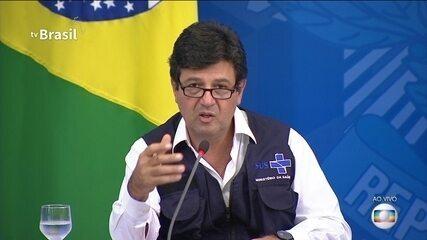 Boletim JN: Brasil tem 667 mortos e 13.717 infectados pelo coronavírus, diz balanço