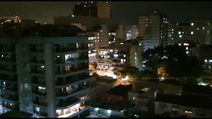 Moradores do Rio fazem panelaço durante pronunciamento do presidente Jair Bolsonaro