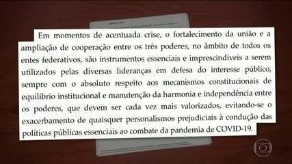 Ministro do STF proíbe governo de suspender ações de estados e municípios contra Covid-19