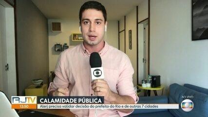 Prefeito do Rio, Marcelo Crivella, decreta calamidade pública por causa do coronavírus