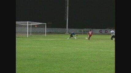 Betinho marca o 3º gol do Baré e fecha o placar em 3 a 3