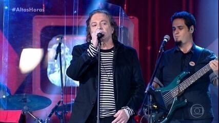 """Fábio Jr. canta """"Só Você"""""""