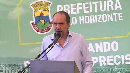 Coronavírus: uso de máscaras será obrigatório em Belo Horizonte, diz prefeito