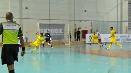 Coordenador do Mogi Futsal fala sobre situação financeiras do time
