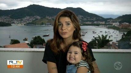 Repórter da TV Rio Sul mostra como está conciliando trabalho com a rotina de casa