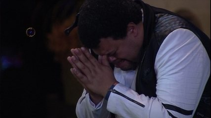 Babu chora ao ouvir Tim Maia durante festa do BBB20