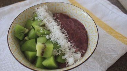 Culinaria #013: Aprenda a fazer um creme de frutas vermelhas