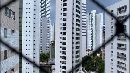 Moradores dos Aflitos fazem panelaço após anúncio da demissão de Mandetta