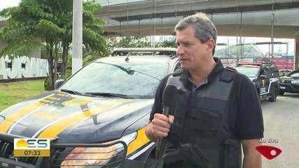 Polícias realizam operação integrada na Grande Vitória e do interior do ES